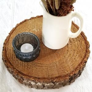 5 Stump Slices for Decoration
